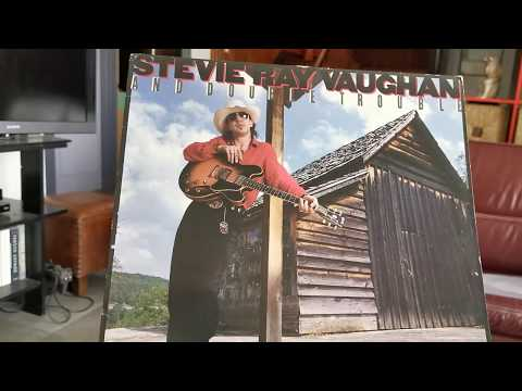 Stevie Ray Vaughan 🎸 & Double Trouble 🇺🇲 - Say What! - Vinyl Soul To Soul LP 🇪🇺 1985 mp3