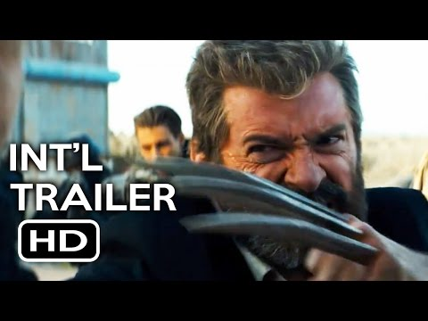 Logan Official International Trailer #1 (2017) Hugh Jackman Wolverine Movie HD
