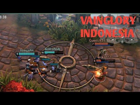 Dari Tap Tap Menjadi Analog? #vainglory Indonesia