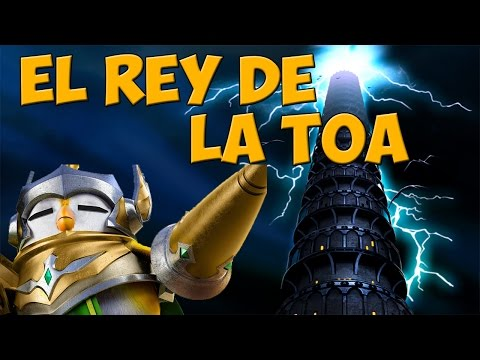 Summoners War|Mav|El rey de la ToA