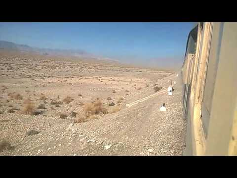 Sibi to Quetta Travel by Railway