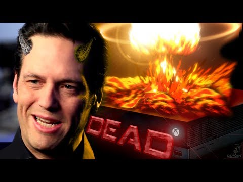 Phil Spencer 'CONFIRMS' Xbox Games Are Going To PS4 | Xbox is Now A Full Blown Service.... Really?