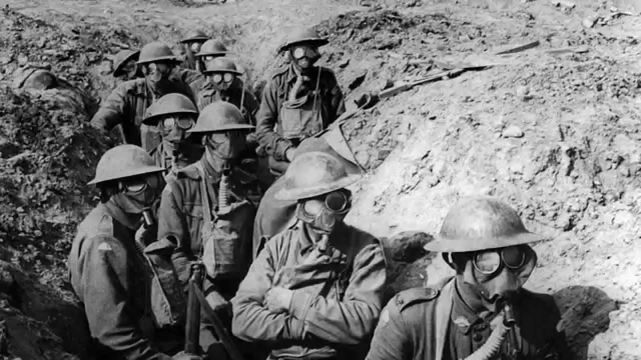 第一次世界大戦から100年 どんな...