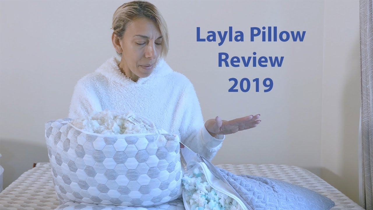 layla pillow review 2019 2021 non