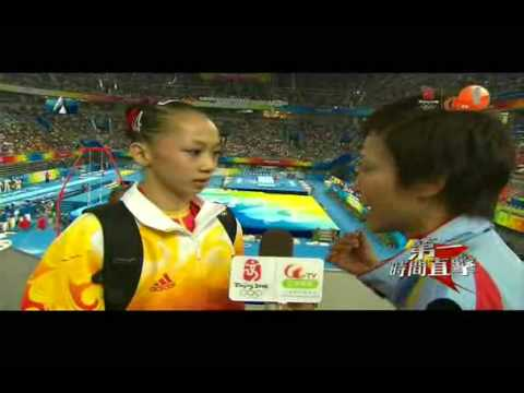 Interview of Yang Yilin after UB EF (in cantonese !!)