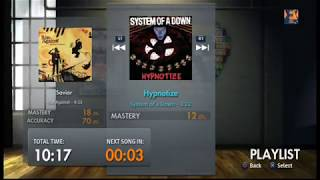 Rocksmith 2014 Edition: Gameplay PS3 (System of A Down/Deftones/Rise Against)