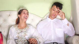 تزوج بنت عمو و هو ماباغيهاش (الحياة الزوجية) / شاهد ماذا حدث
