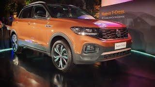 Volkswagen T-Cross precios y versiones en México