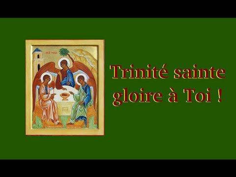 MERCI à la Sainte Trinité et à tous les autres saints !  Hqdefault