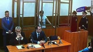 Дело Надежды Савченко -  Последнее слово (9 МАРТА 2016)