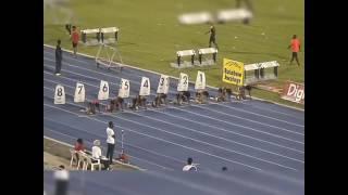 Установлен мировой рекорд 60 м на открытом стадионе|Элейн Томпсон 2017(New World Record 60m)