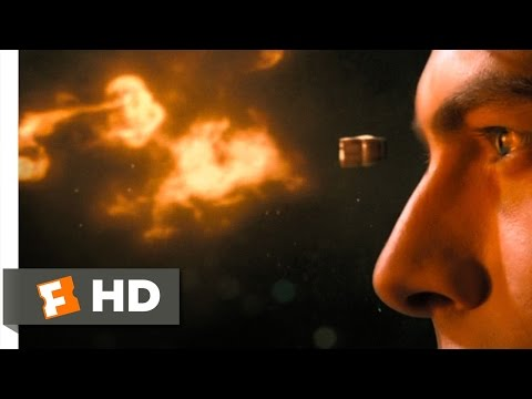 Superman Returns (4/5) Movie CLIP - Bullet Stopper (2006) HD