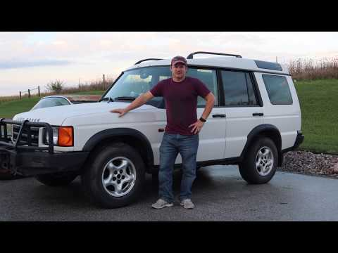 Cheap 1999 Land Rover Discovery Will it Run?