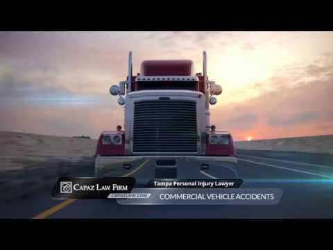 Tampa Truck Accident Lawyer | Capaz Law Firm, P.A.