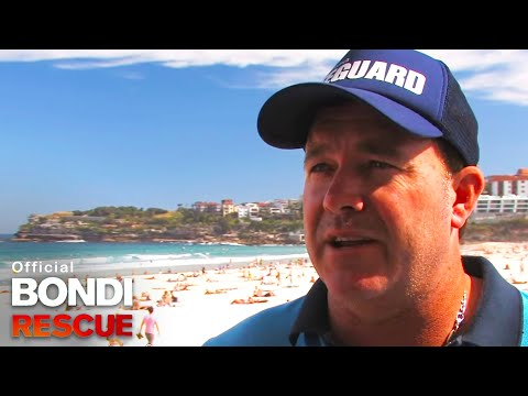 Interview With Bondi Lifeguard Kerrbox Bondi Rescue Youtube