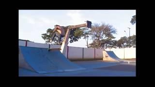 Skate Centenario do Sul Parte 5
