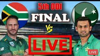 Pak Vs SA 2nd ODI Live Match | PTV sports Live streaming|Ten sports live