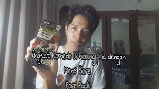 Download Video Angkat komedo dengan Mens Biore Pore Pack khusus pria MP3 3GP MP4