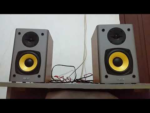 Test Sound Edifier R1000T4, 'Good For You' song