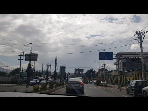 06. June 2020, Today Weather information Addis Ababa in Ethiopia street view, ኢትዮጵያ, 에티오피아 아디스아바바 날씨
