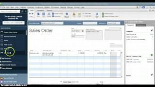 Accrual Basis - Revenue Recognition - Quickbooks