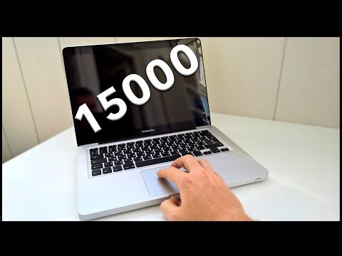 КУПИЛ MacBook PRO ЗА 15K | Б/У MACBOOK В 2018 ГОДУ