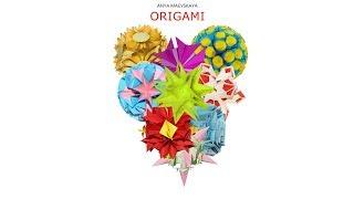 Origami book. KUSUDAMA. Книга оригами. Кусудамы. Смотрите в высоком качестве!!!