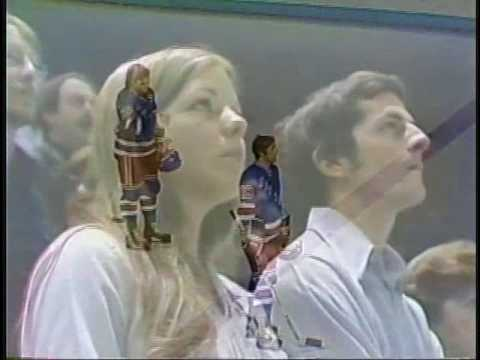 Montreal Forum Anthems (1979 Stanley Cup)