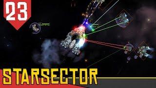 كنت قادرا على تفقد اثنين-نموذجا - Starsector #23 [اللعب البرتغالية PT-BR]