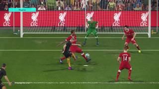 Pro Evolution Soccer 2018 GamePlay PC