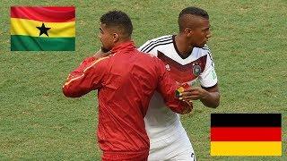 7 Fussball-Brüder, die für andere Länder spielen..