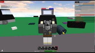 Roblox Cops Vs Robbers Roleplay (flareball890) Partie 1