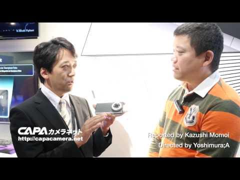 【フォトキナ2014】パナソニック LUMIX CM1(4K)