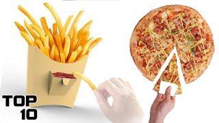Top 10 Genius Food Packaging Ideas