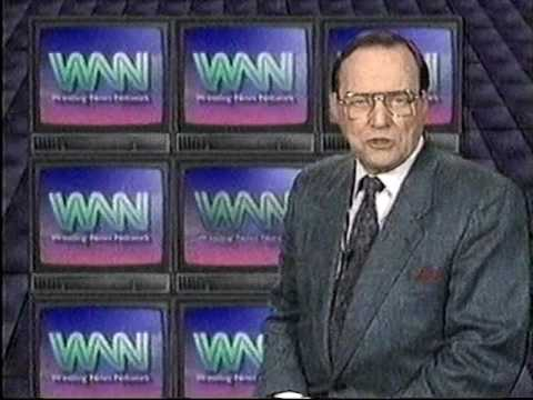 Wrestling News Network With Gordon Solie [1990-02-02]