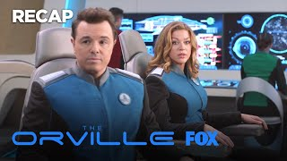 Mercer & Grayson: A Love For The Ages | Season 1 | THE ORVILLE