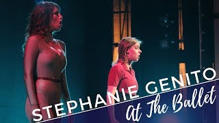 "Stephanie Genito - A Chorus Line - ""At The Ballet"""