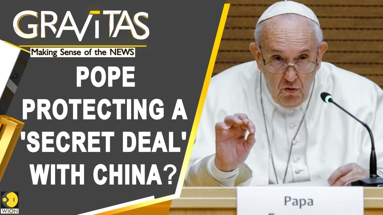 Gravitas: Pope Francis refuses to meet the US Secretary of State | Mike Pompeo | Vatican-China Deal