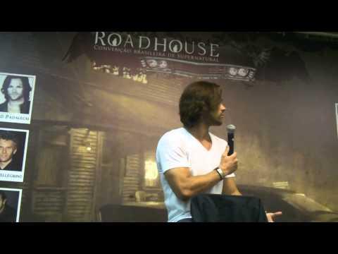 Jared Padalecki at Rio Con (Sunday) 2012, Super Quality