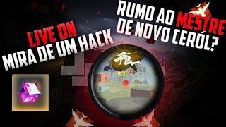 ACABOU O CUBO - BORA RUSHAR - RANKEADA🔴FREEFIRE AO VIVO - #KOF thumbnail