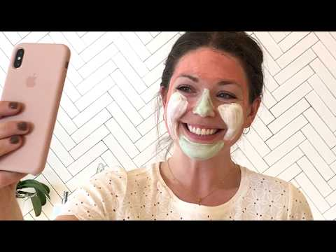Avon Anew Clay Masks | How to Multimask 101