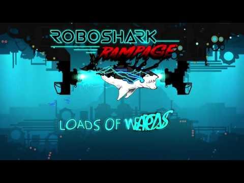 RoboShark GameTrailer