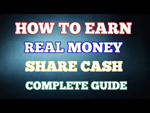 How to earn real money with share cash complete guide in urdu hindi