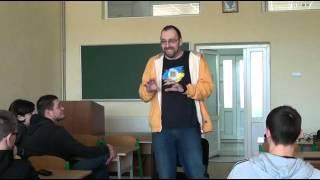 Байки про Java на Java Day в Ивано-Франковске