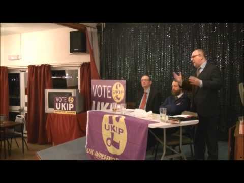Jim Carver MEP Worcester
