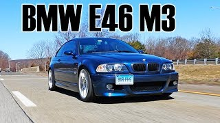 What is so great about the BMW E46 M3?
