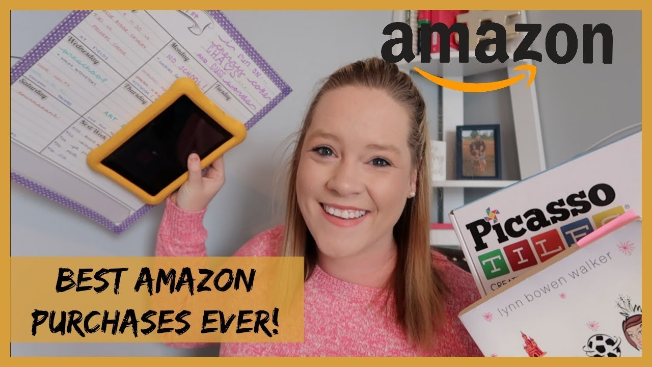top things bought on amazon