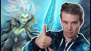 (Hearthstone) Can Frost Lich Jaina be Beaten in Arena?