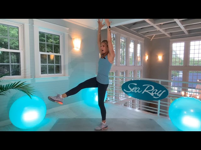 Saturday Fitness Session with Amy Episode 2