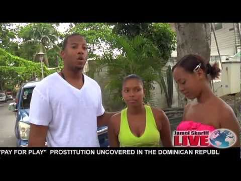 "Jamel Shariff Live ""Pay for Play"" Prostitution Uncovered In The Dominican Republic (HD)"